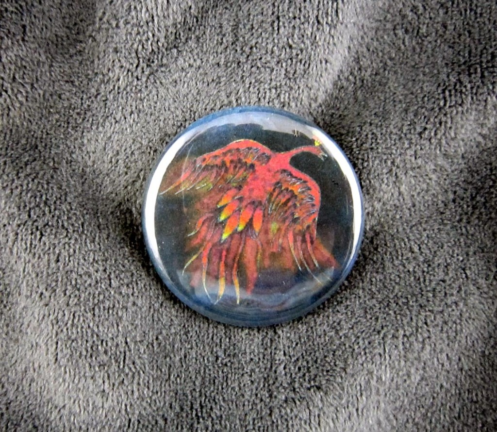 firebird button