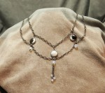 Fancy Moon Phase Necklaces