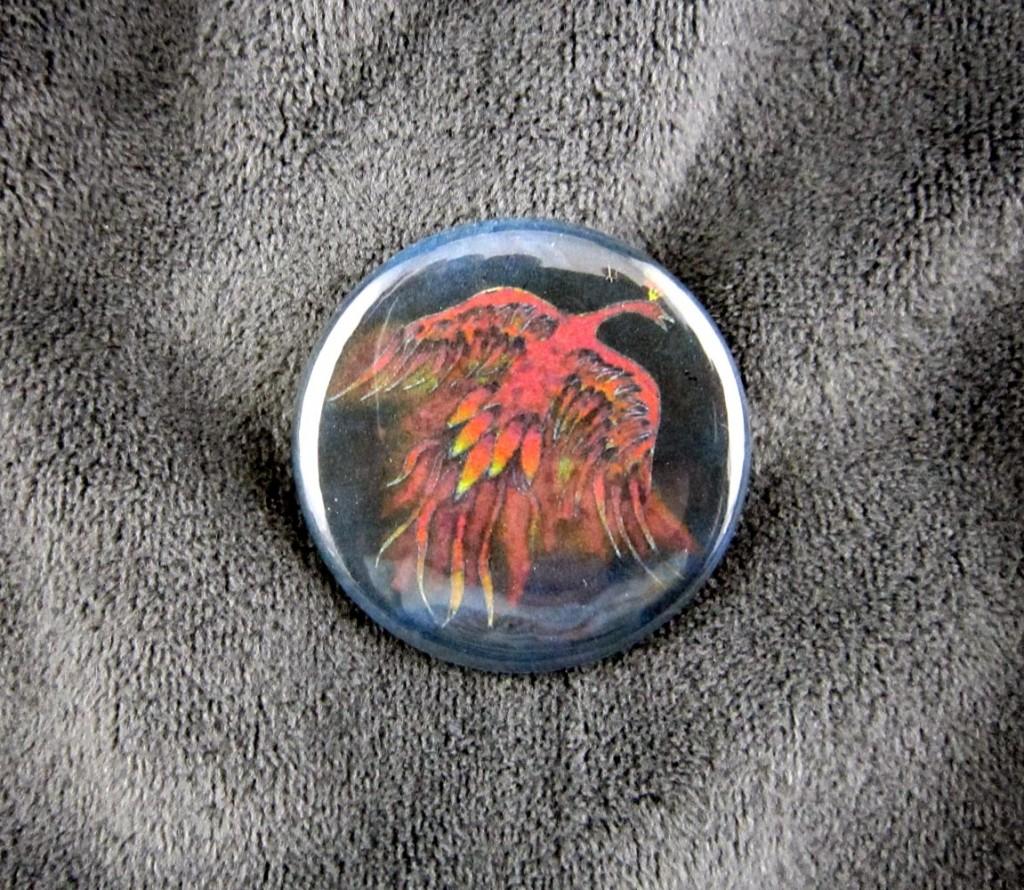 firebird button