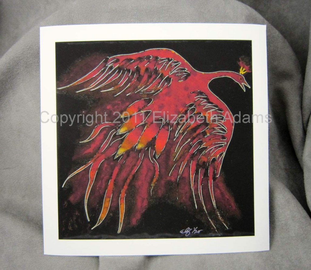 Firebird Print